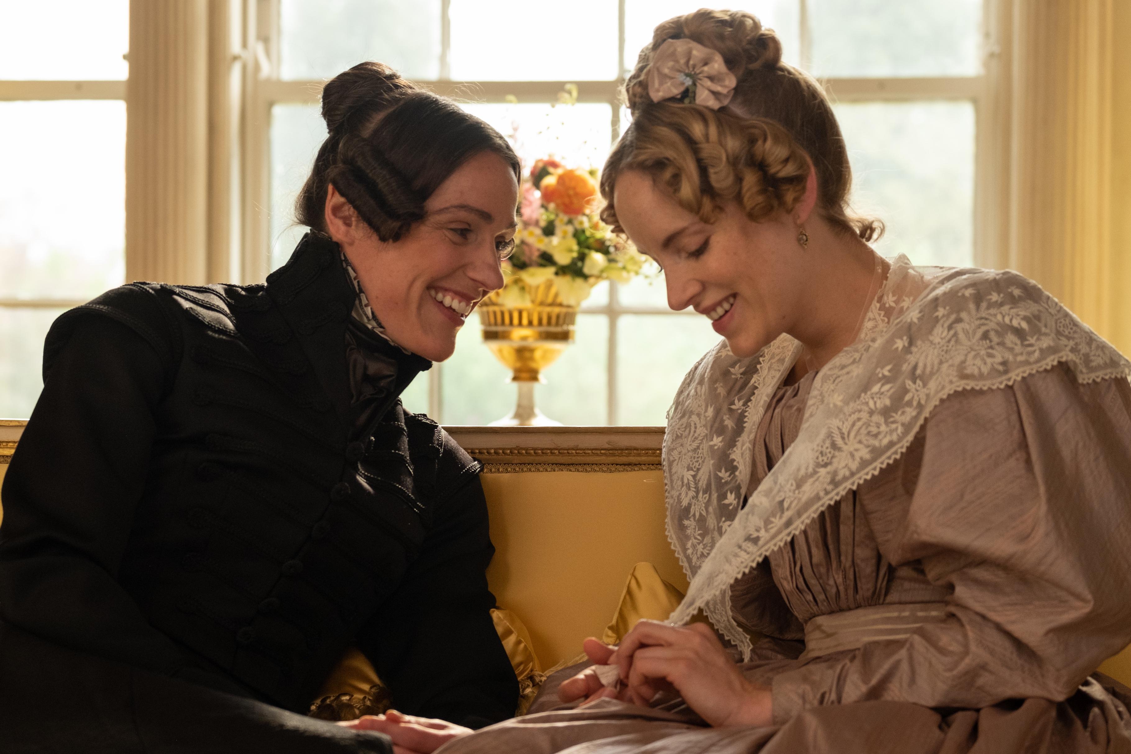 Anne Lister Gentleman Jack Of Shibden Hall  Halifax -6600