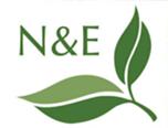 N&E logo