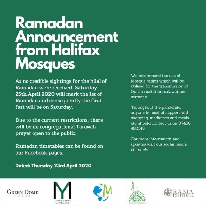 Ramadan2020